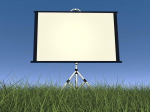 Learn About Projector Screen Rentals